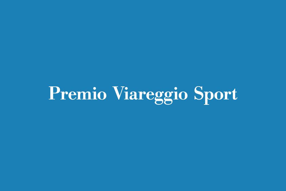 Premio Viareggio Sport