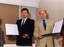 Paolo Kovacs e Roberto Vannozzi