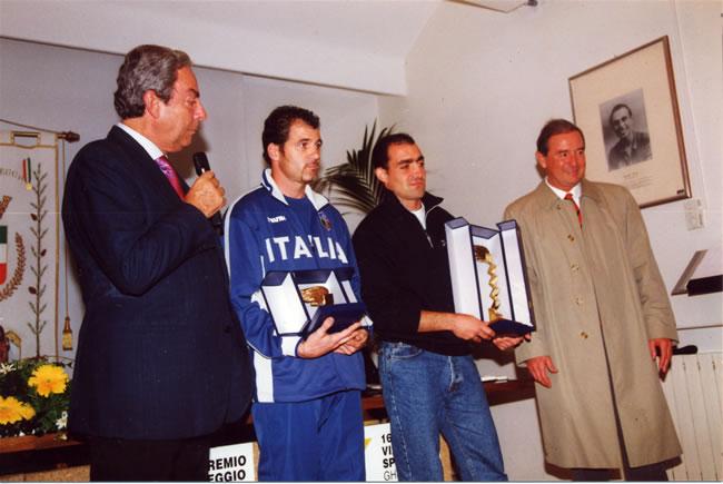 Lorenzo Ricci e Mario del Medico