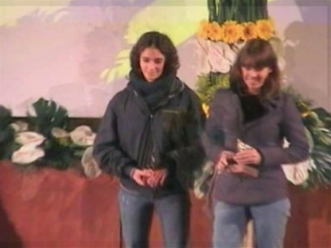 Martina Ferrarini, Eleonora Trivella
